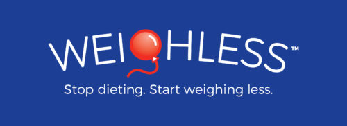 Weighless logo