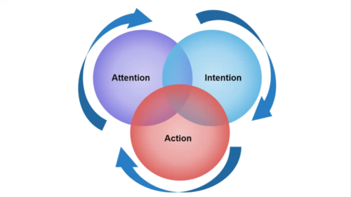 Attention Intention Action image
